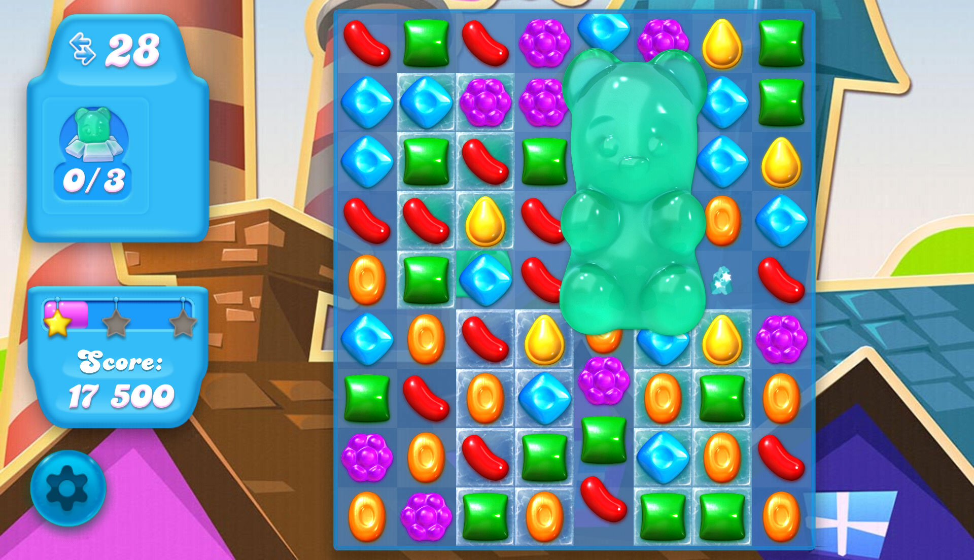 Candy crush saga snoepjes